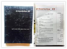 Rivista Urbanistica 48 1966 Dir Astengo Alluvione a Venezia e Firenze Agrigento