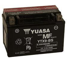 Genuine Yuasa YTX9-BS Motorbike Motorcycle Battery