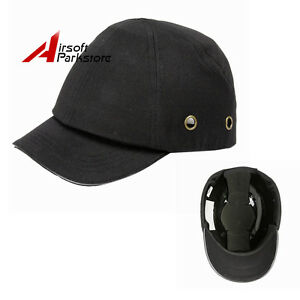 Tactical Airsoft Bump Cap Vented Safety Hard Hat Head