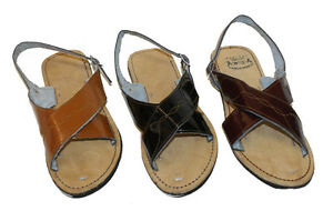 cc98a35a262252 Image is loading MEXICAN-SANDALS-Men-039-s-Genuine-Leather-Quality-