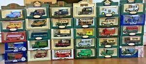 Lledo-dias-GONE-Club-De-Coleccionistas-Modelos-Ford-Chevy-Mack-Bedford-AEC-Morris-Foden