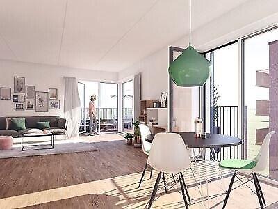 4600 vær. 3 lejlighed, m2 96, Søndre Molevej