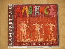 Lambrettas-ambience-still to Love-I want to tell you + bonus tracks