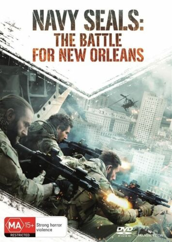 1 of 1 - Navy Seals - The Battle For New Orleans (Dvd) Action, Horror, Ed Quinn