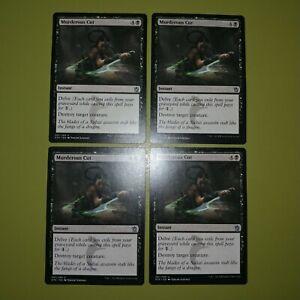 Murderous-Cut-x4-Khans-of-Tarkir-Magic-the-Gathering-MTG-4x-Playset