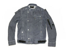 DIESEL BLACK GOLD JAIGHER-DEN DENIM JACKET SIZE 48 (M) 100% AUTHENTIC