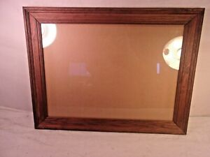"""Picture Frames Vintage Mid Century Pine Frame 19 3/4 X 25 3/4 Holds 16x22 Molding 2 1/2"""" Distinctive For Its Traditional Properties"""