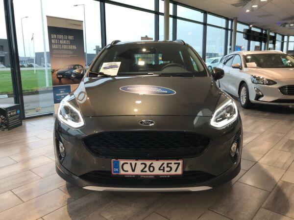Ford Fiesta 1,0 EcoBoost mHEV Active billede 1