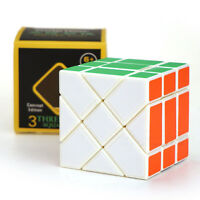 Yongjun Square King Fisher Magic Speed Cube Smooth Brain Teaser Puzzle Twist Toy