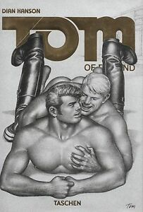 TOM-OF-FINLAND-THE-COMICS-VOLUME-1-DIAN-HANSON-TASCHEN