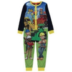 Bob the Builder Boys Pyjamas 1-4 Years
