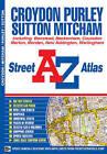 Croydon Street Atlas: Including Banstead, Beckenham, Coulsdon, Merton, Morden, New Addington, Warlingham by Geographers' A-Z Map Company (Paperback, 2008)