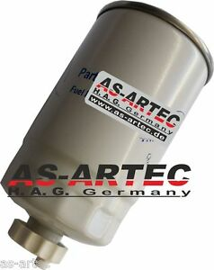 44,56 Schlepper Kraftstofffilter 4 St.Case // iHC Serie 23 TC3082 Dieselfilter
