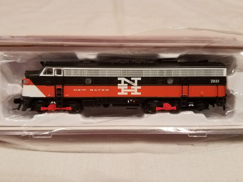 Tren de clase n rapido 15518 15518 15518 EMD fl9 NH Eder - 5a equipo de sonido nuevo 72e
