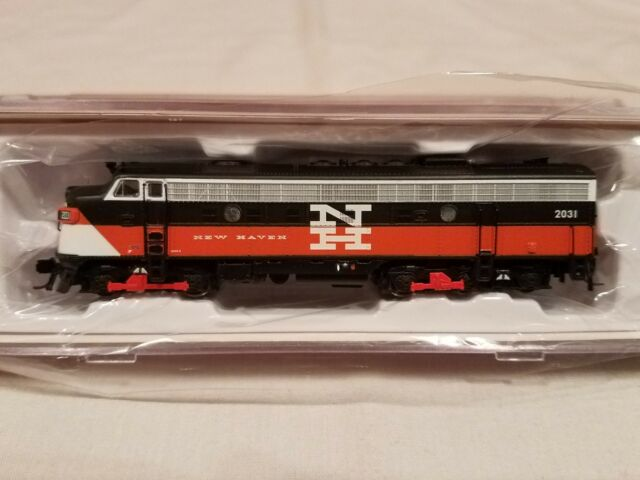N SCALE RAPIDO TRAINS 15513 EMD FL9 NH EDER-5 RD #2015 DCC SOUND EQUIPPED NEW