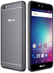BLU-Grand-M-G070Q-Unlocked-GSM-Quad-Core-Dual-SIM-Phone-Gray-Ships-Same-Day