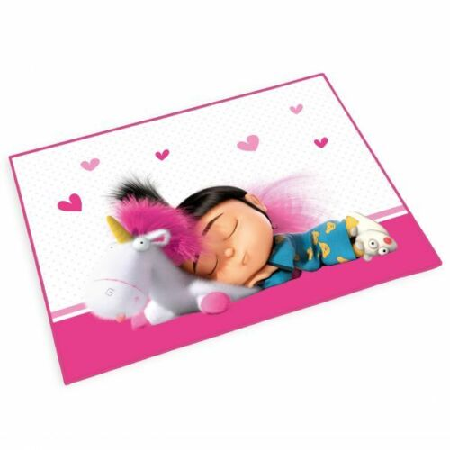 Minions Agnes /& Fluffy Teppich 100x130 cm