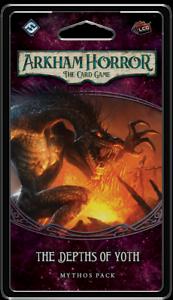 Arkham Horror LCG The Depths of Yoth Mythos Expansion Pack