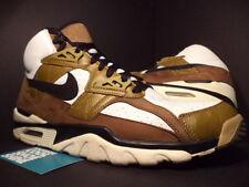 2003 Nike Air Max TRAINER SC HIGH ESCAPE 1 WHITE BLACK BROWN RED 302346-102 13