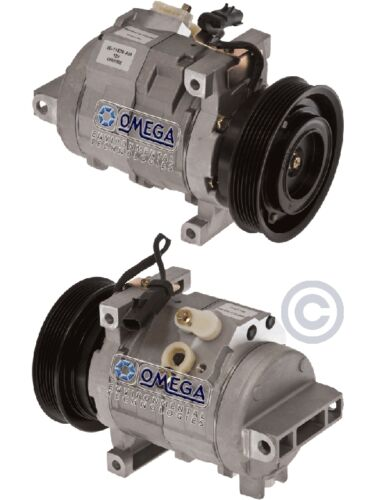 New AC Compressor Fits 2006 Dodge Charger 2005-2006 Dodge Magnum V6 3.5L