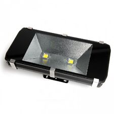 200 Watt LED Flood Lights Floodlight Cool White Car Park Security Industrial UK