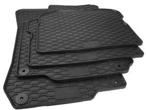 neu vw golf 4 gummimatten gti r32 bora 4x fu matten. Black Bedroom Furniture Sets. Home Design Ideas