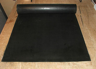 "Neoprene Rubber Sheet 1//8/"" Thick x 1/"" wide x 48/"" long FREE SHIPPING"