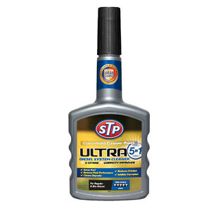 stp ultra 5in1 diesel injector fuel system cleaner treatment power booster 400ml 5055661724999. Black Bedroom Furniture Sets. Home Design Ideas