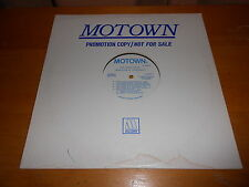 Temptations 80s MOTOWN XMASS DJ LP Give Love at Christmas 1980 USA ISSUE