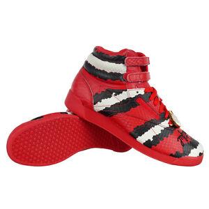 a6b9ac235b2a45 Reebok Freestyle Hi Melody Ehsani Women s Hi Top Sneakers Red ...