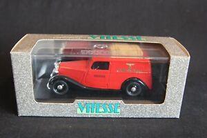 "Vitesse Mercedes-Benz 170 Van ""Reichspost"" 1:43 #150292 (JS)"