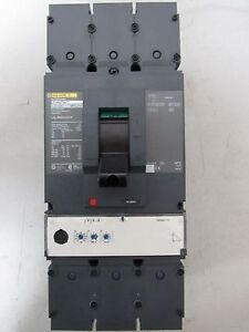 Image Is Loading Square D Lgl36400cu31x 400 Amp Circuit Breaker New