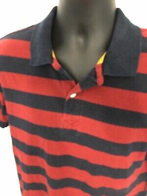 LG  Vintage  Button Red or Black