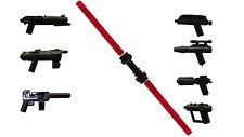 Little Arms: Star Wars™ Waffenset 10-teilig z.B. für LEGO® Minifiguren *BT603