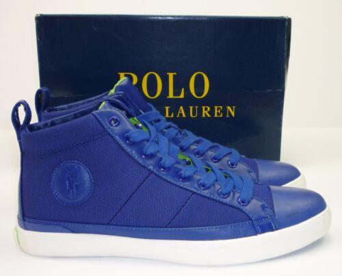 für Nylon Uk10 Eu44 Polo Ralph Lauren 7108444069034 us Pique Hohe 11d Größe Herren Sneakers xwZYCqz