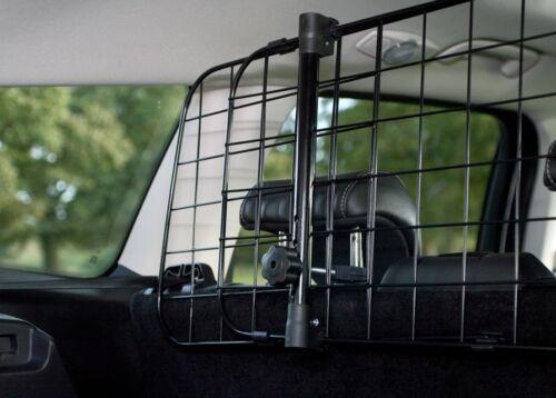 Universal Dog Guard Car Headrest Travel Mesh Grill Pet Safety Adjustable Barrier