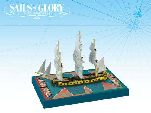 SGN103A NAPOLEONIC WARS EMBUSCADE 1798 TATTY SAILS OF GLORY