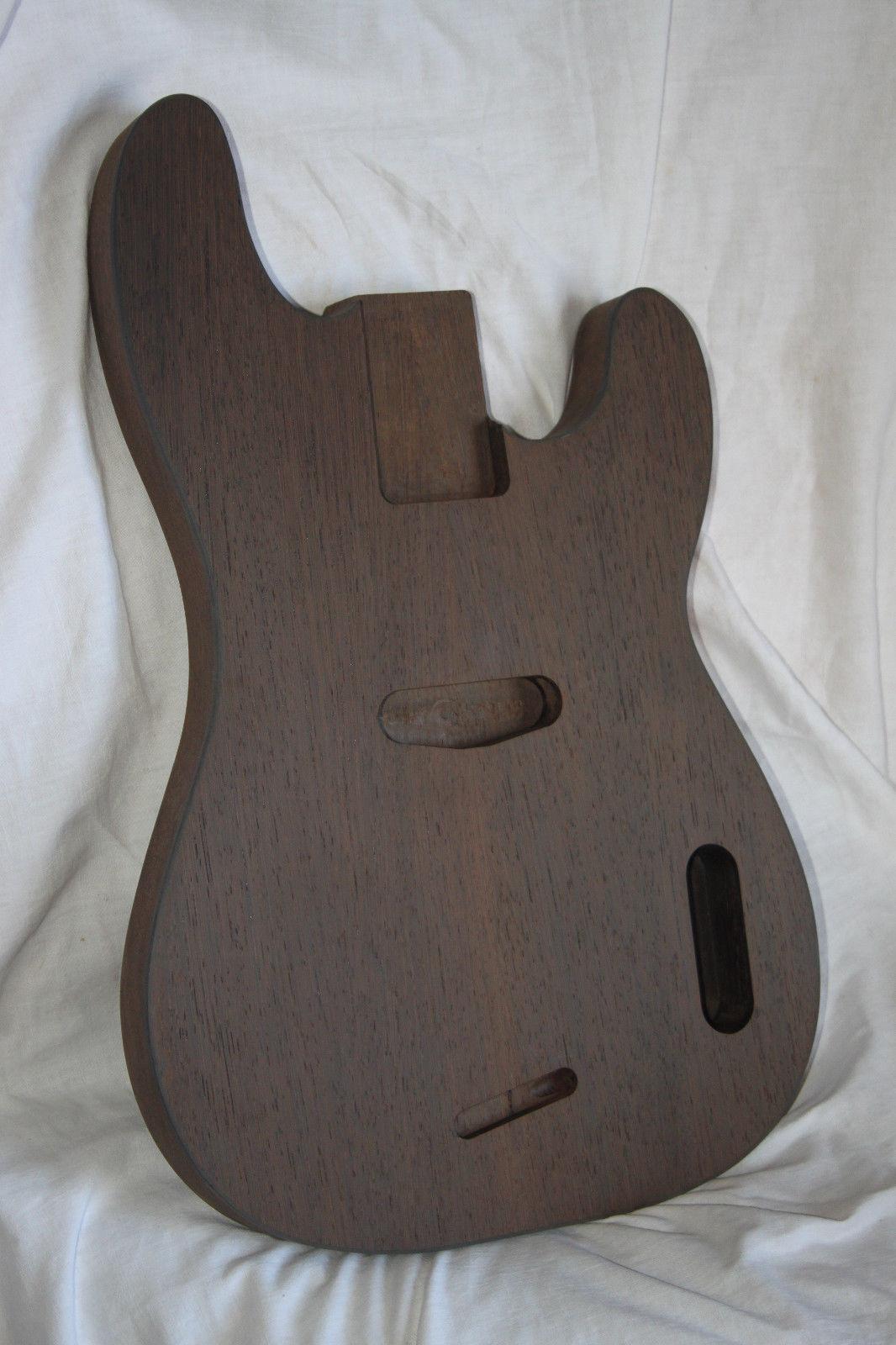 2 Fender P J Bass corpi VINTAGE 51 wengè, hand made, spedizione world