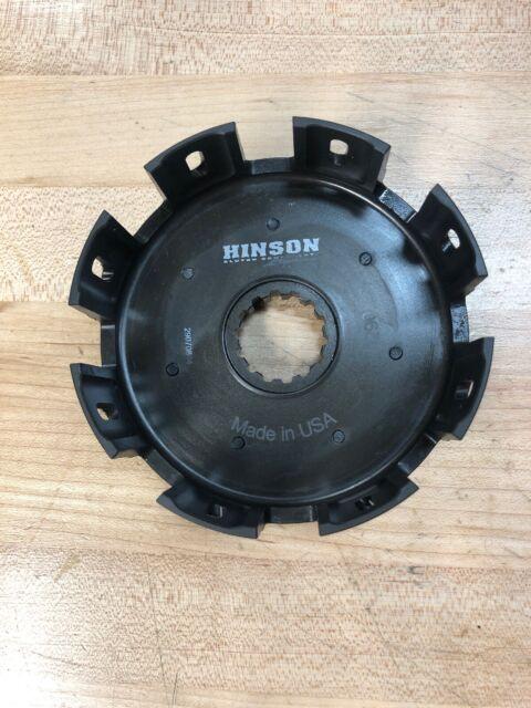 Hinson/Clutch/Components H190 Billet-Proof Clutch Basket
