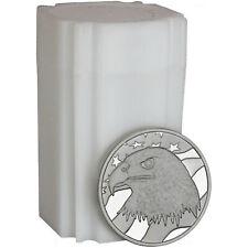 Pledge of Allegiance Silver Eagle 1oz .999 Fine Silver by SilverTowne 20 Piece L