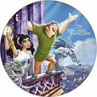 Hunchback of Notre Dame Disney Pic Disc LP Vinyl 2016