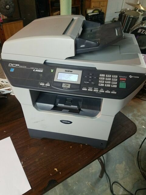 /Multifunctionals Laser, Colour Scanning, 20000/Pages-Month, Print, Scan, Function Lock Setting Lock Secure Print, 28/ppm Brother DCP-8065DN 1200/x 1200dpi Laser A4/28PPM Multifunctional/