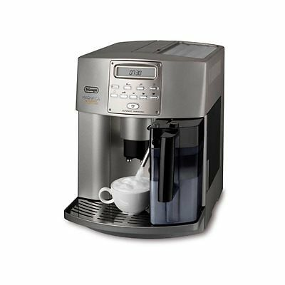 DeLonghi ESAM3500 Magnifica Refurbished Super-Automatic Espresso/Coffee Machine