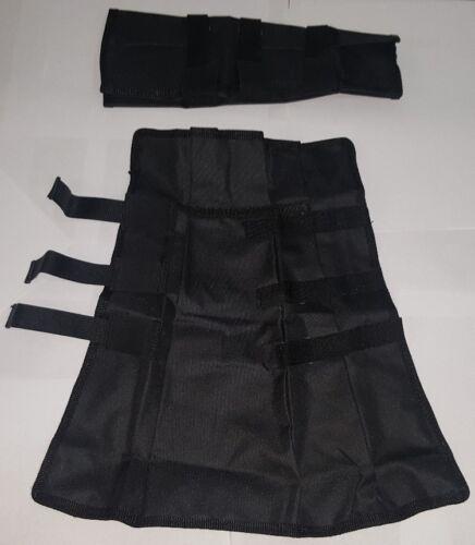 Hawking Casting Jacket Black Pc# 1502 Medium Size Falconry At Discount