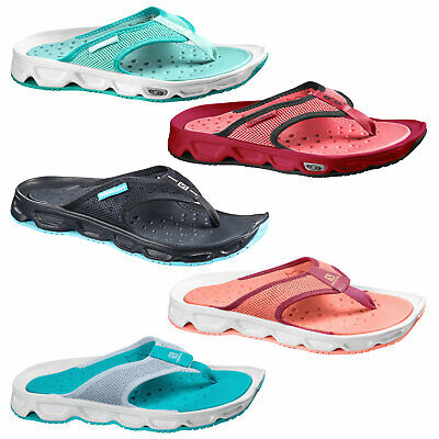 Salomon RX break señora chanclas zapatillas Slipper flip Zapatos para baño flops | eBay