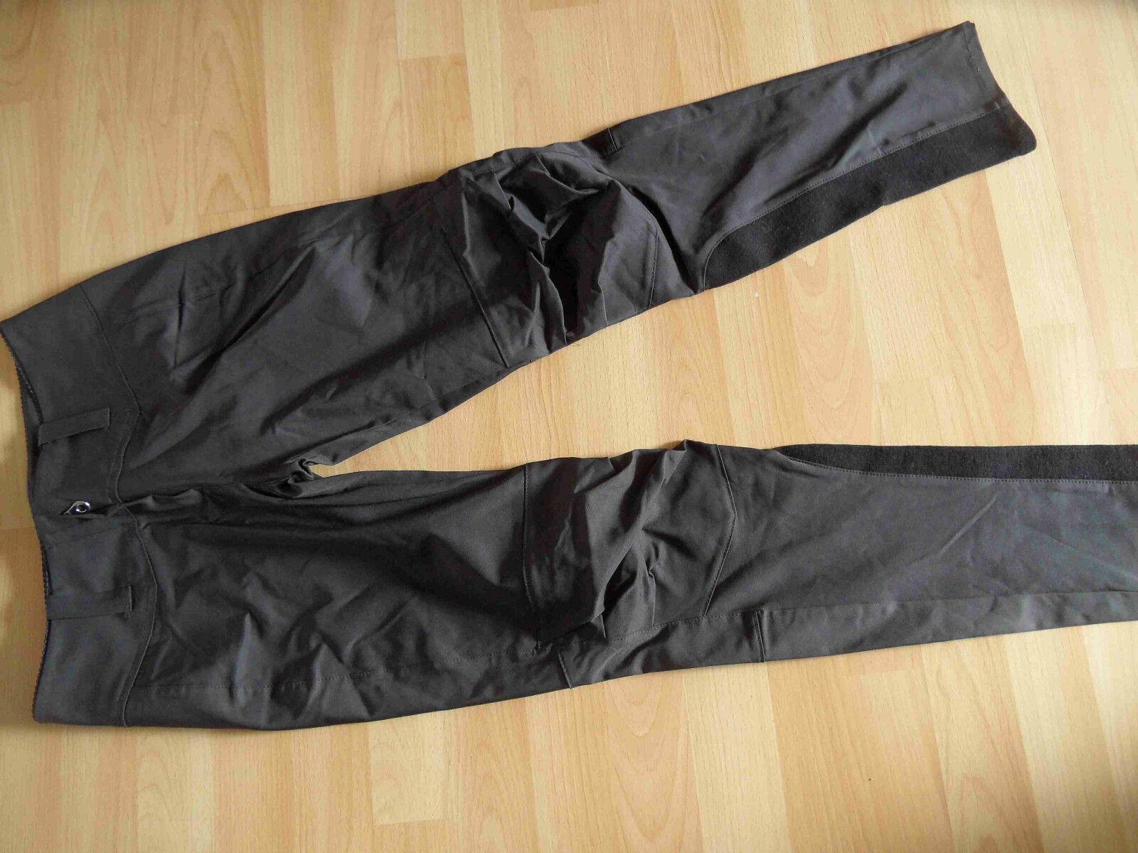 TRICOT CHIC   stylische Stretchhose Stiefelhose  schwarz Gr. 36 NEUw. ZC915