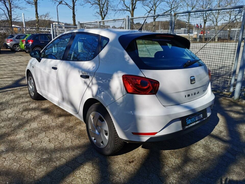 Seat Ibiza 1,2 TDi 75 Reference eco Diesel modelår 2013 km