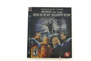 Fantastic-Four-Rise-of-the-SIlver-Surfer-PS3-Sony-Playstation-3