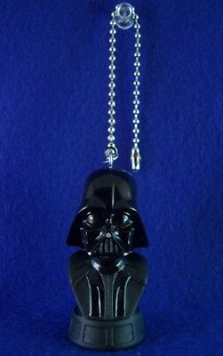 NEW STAR WARS CEILING FAN LAMP LIGHT PULL QUICK CONNECTOR FIGURE DARTH VADER