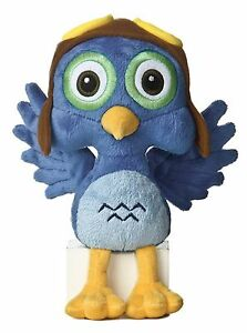 Wild Animal Baby Explorers Izzy Owl Plush Toy Au15378 Nature